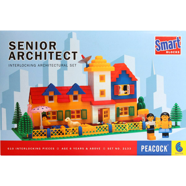 Peacock Smart Blocks - Senior Architect