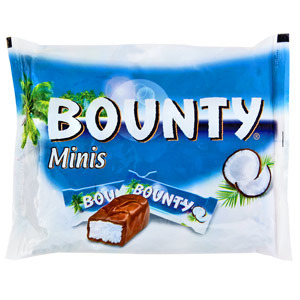 Imported Brands-Bounty Minis
