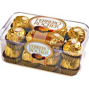 Imported Brands-Ferrero Rocher Chocolates - 16 pieces