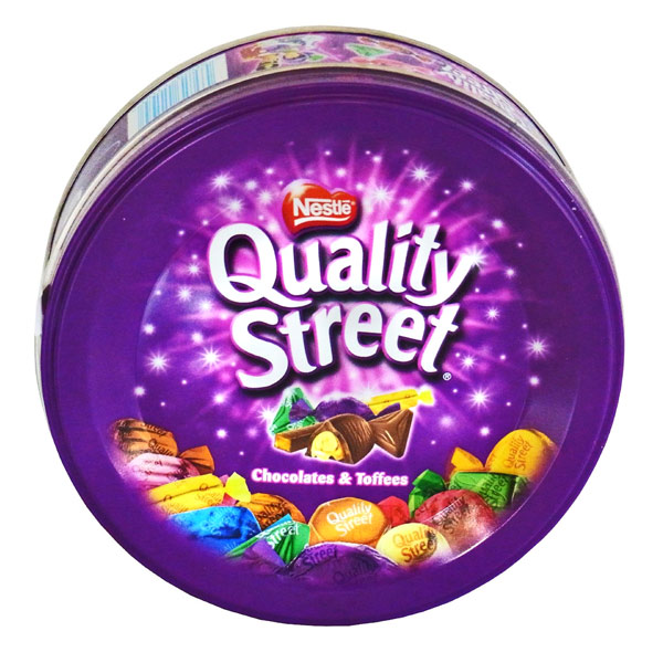 Imported Brands-Nestle Quality Street Assorted Chocolates