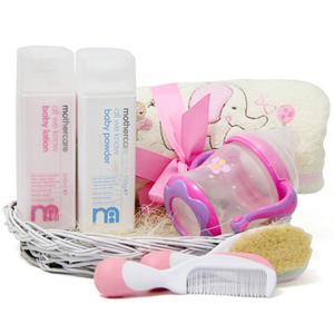 Baby Shower Hampers-Baby After Bath Hamper
