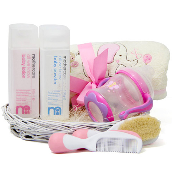 Baby After Bath Hamper