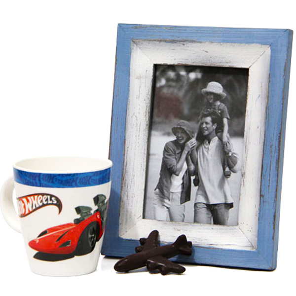 Mug With Photo Frame