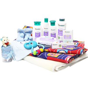 Baby Shower Hampers-Complete Baby Needs