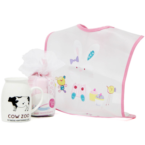 Baby Shower Hampers-Baby Feeding Kit