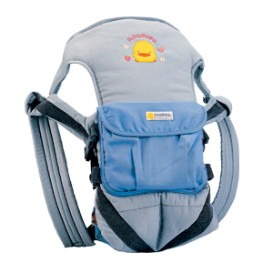 Piyo Piyo Multi-Functional Baby Carrier - Blue