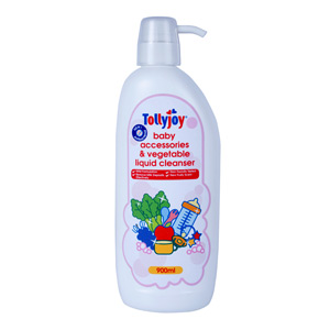 Tollyjoy Anti-Bacterial Baby Accessories & Vegetable Liquid Cleanser