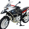 BMW Mobike Die Cast Bike - White