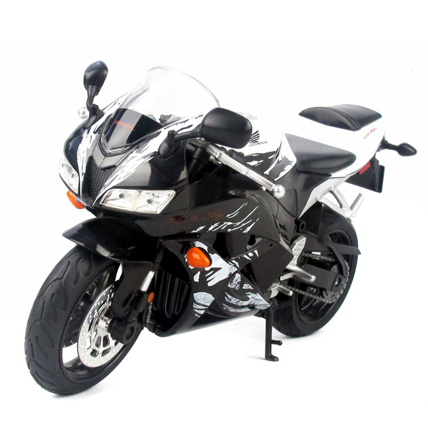 Honda Mobike Die Cast Bike - Black