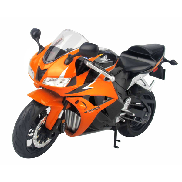 Honda Mobike Die Cast Bike - Orange