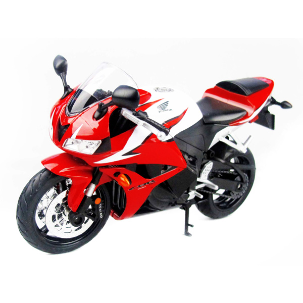Honda Mobike Die Cast Bike - Red