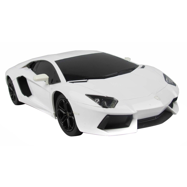 Lamborghin Aventador LP700 Remote Controlled Car - White