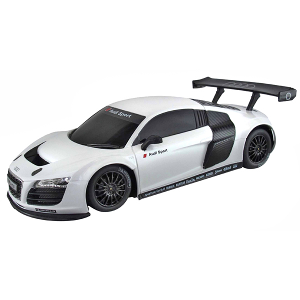 Audi R8 Remote Controlled Car - White