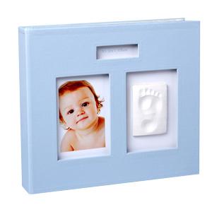 Baby Memory Prints Memory Album - Blue