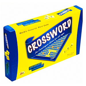 Ekta Crossword Board Game
