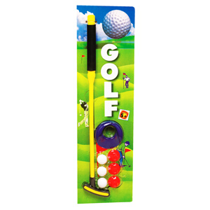 Ekta Single Golf Set Fun Game
