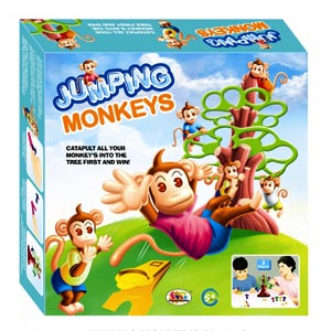 Ekta Jumping Monkeys Board Game - Junior