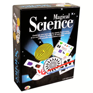Ekta Magical Science Fun Game