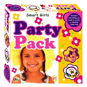 Hobbies & Crafts-Ekta Party Pack Fun Game - Junior
