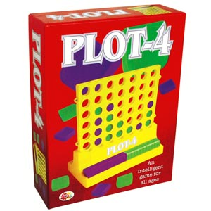 Ekta Plot-4 Board Game