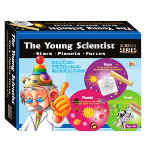 Ekta The Young Scientist Stars Planets Forces Game Set