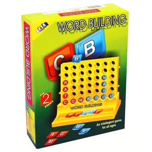 Ekta Word Building Board Game