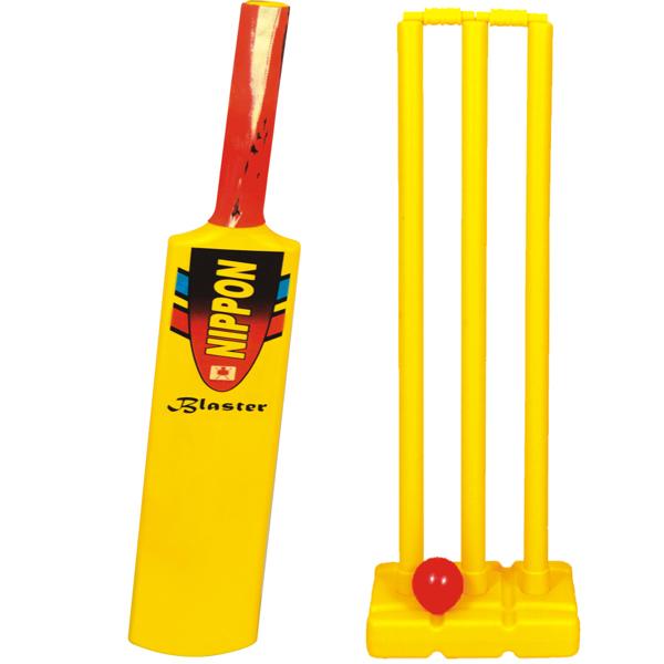 Nippon Beach Cricket Set