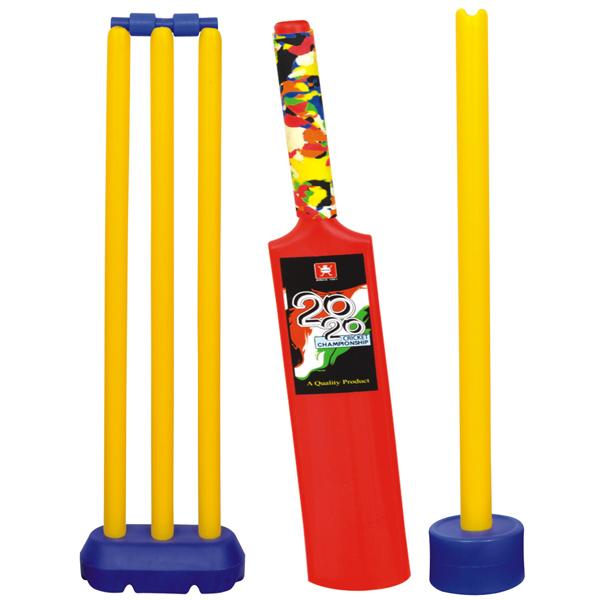 Nippon Cricket Set with Kit Bag