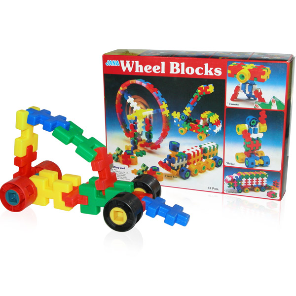 Jana Wheel Blocks