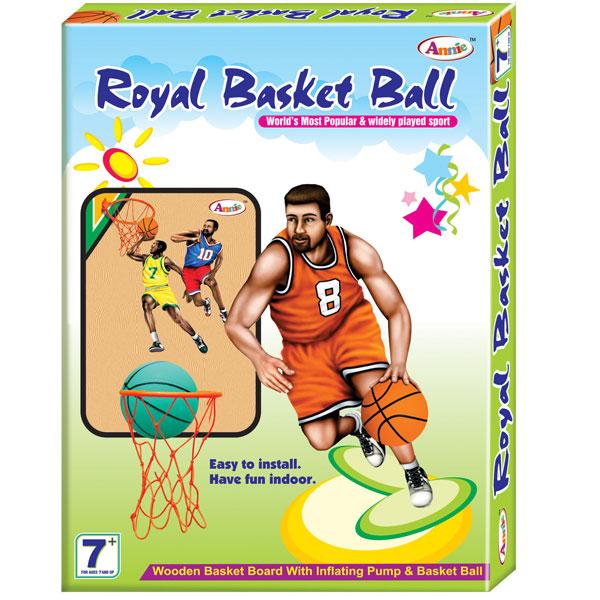 Annie Royal Basket Ball