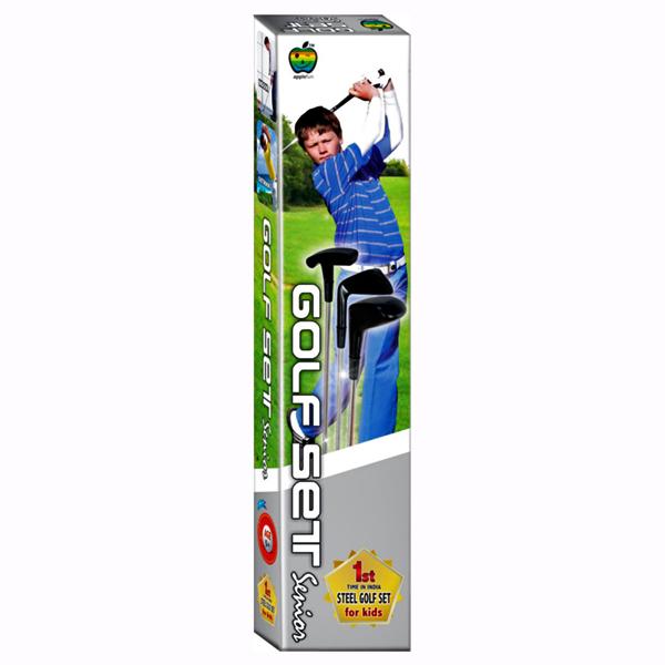 Apple Fun Golf 3 Pieces Set