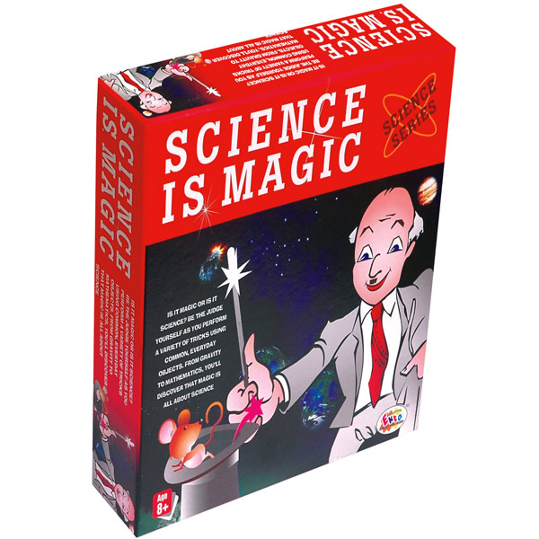 Ekta Science Is Magic