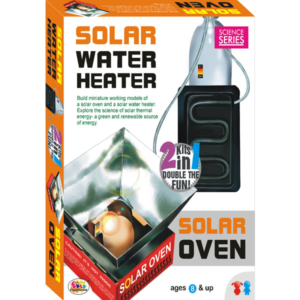 Ekta Solar Water Heater