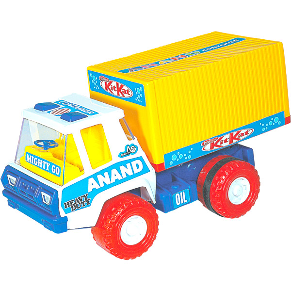 Anand Container