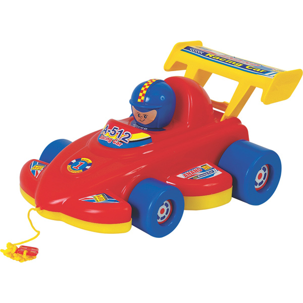 Anand Racing Car