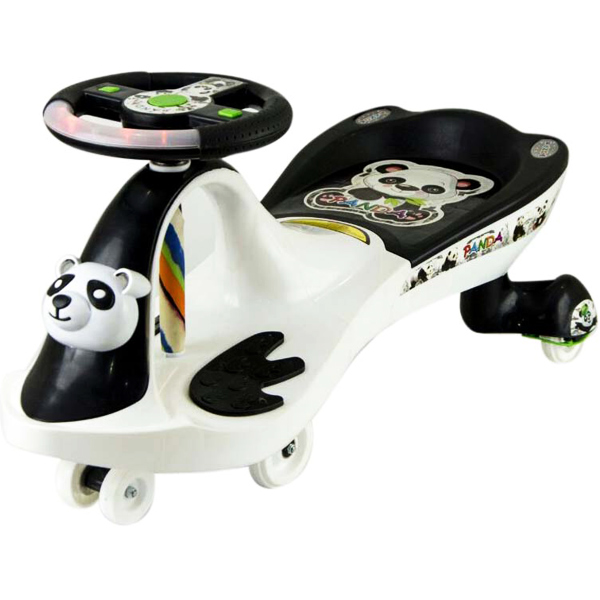 Panda Magic Car Ride On