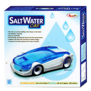 Annie Salt Water Car