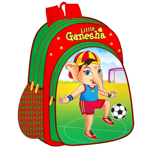 Little Ganesha School Bag