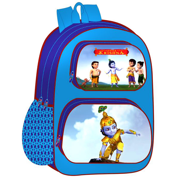 Little Krishna School Bag