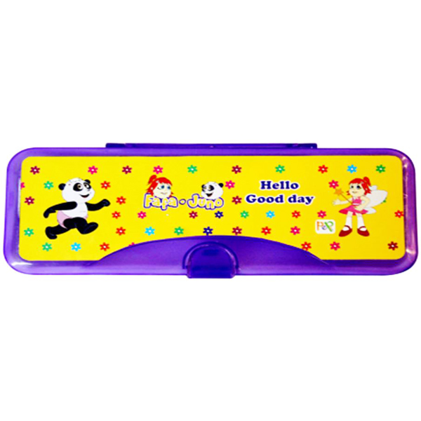 Fafa N Juno School Pencil Box