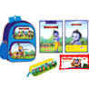 Back to School Hamper for Kids - Set of 4