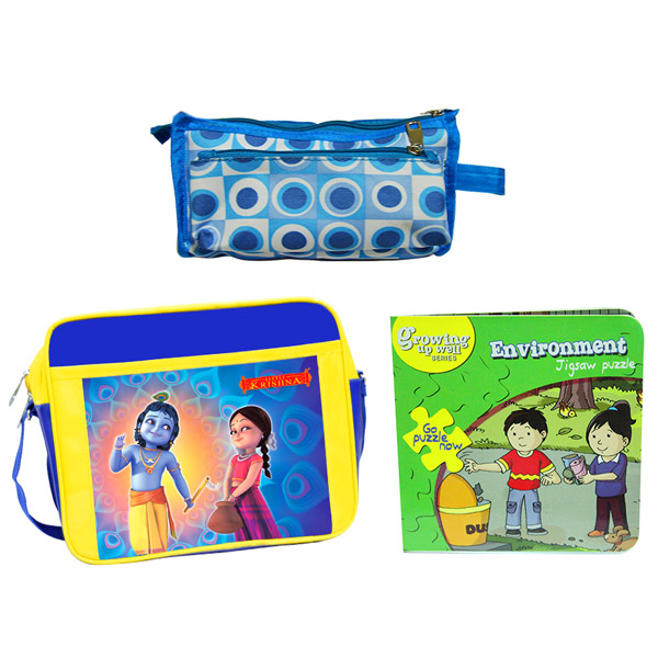 Chhota Bheem Back to school hamper - Set of 3