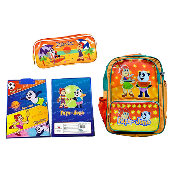 Fafa N Juno Back to school combo - Set of 3