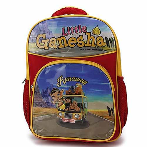 School Bags-LITTLE GANESHA