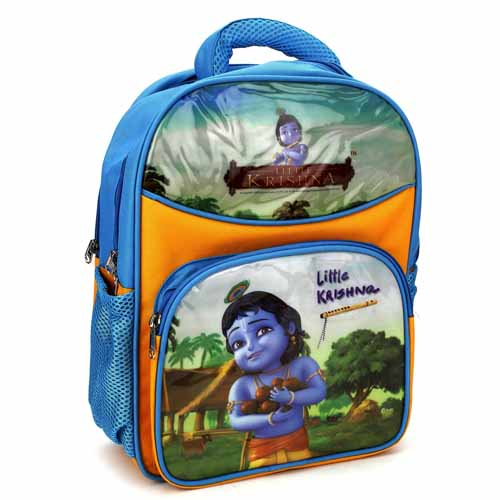 School Bags-LITTLE KRISHNA