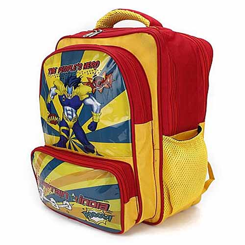 School Bags-CAPTAIN INDIA