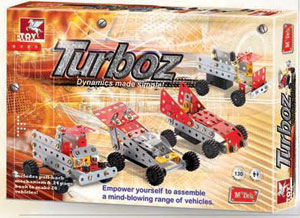 Games & Playsets-Toy Kraft Turboz