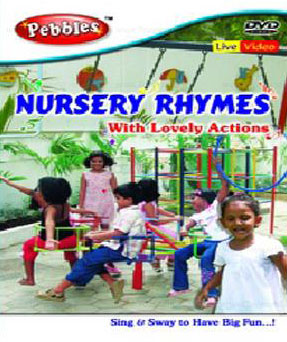 Pebbles Nursery Rhymes DVD with Lively Action » Kids Store ...