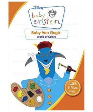 Baby Einstein Baby Van Gogh World Of Colors