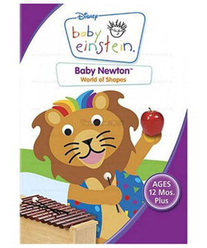 Baby Einstein Baby Newton World Of Shapes